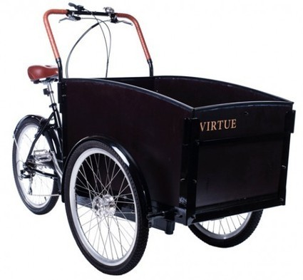 Cyclelicious » Virtue Bike: A truck, a bus and a box for 2014 | Gear for Cyclists | Scoop.it