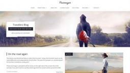 Passenger - A Beautiful Traveler WordPress Theme   Free & Premium WordPress Themes   Scoop.it