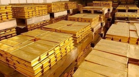 Caesar Bryan - Physical Buying in London Reverses #Gold Market | Commodities, Resource and Freedom | Scoop.it