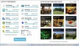 Utrip. Un guide de voyage web 2   Les outils du Web 2.0   Scoop.it
