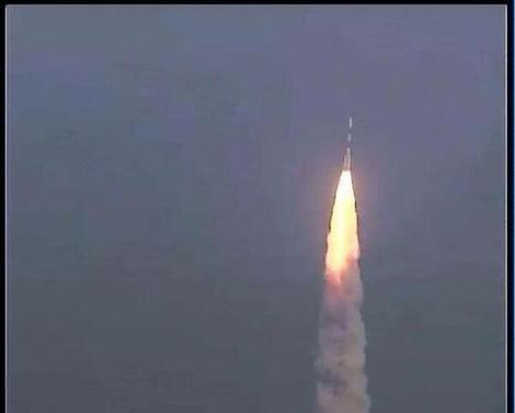 India has launched its Mars Mission Mangalyaan | RtoZ.org - Latest News | Technology's | Scoop.it