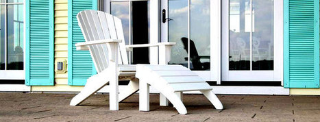 Eco-Friendly Adirondack Chairs: Classic Style, Green Design | Content Marketing & Curation | Scoop.it