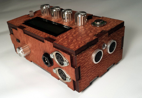 m!lTone- A new Portable Air Synth & MIDI controller | Experimental music software and hardware | Scoop.it