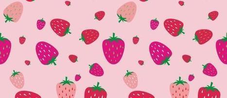 How to Make Strawberry Pattern in CorelDRAW | Vectors | Scoop.it