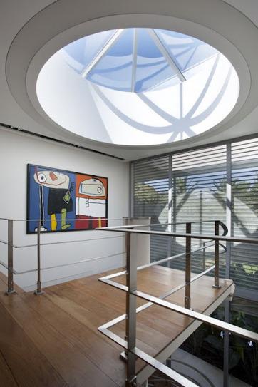 Casa de diseño moderno con jardín tropical impresionante | ARIS casas | Scoop.it