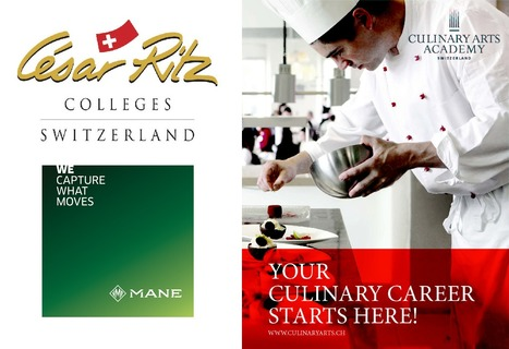MANE and César Ritz Colleges Switzerland Partner to Make Culinary Magic. | MANE on the web | Scoop.it
