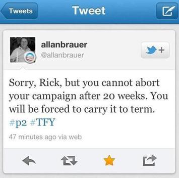 Sorry, Rick | Herstory | Scoop.it