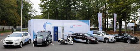 autoactu.com - Air Liquide veut faire avancer la filère hydrogène | Air Liquide Mobilité Hydrogène | Scoop.it