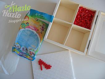 Hazlo Hazlo: ¿Cómo hacer un zapato con hama beads?   Beads and more   Scoop.it