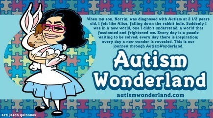 Autism Wonderland: He Basically Failed Kindergarten & I'm Okay With It | Studying Teaching and Learning | Scoop.it