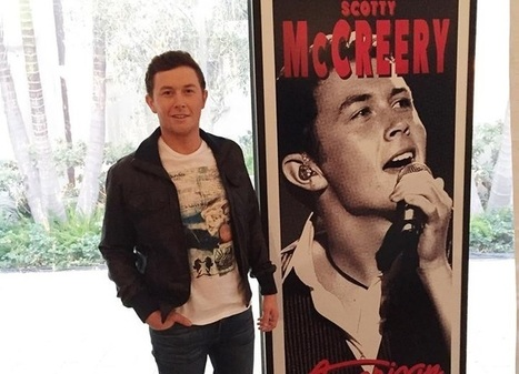 Scotty McCreery Returns to 'American Idol' as Mentor | Country Music Today | Scoop.it