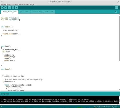 Dividir proyecto Arduino en varios ficheros | Beagle en la enseñanza | Scoop.it