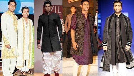 Style Tips for Mens Sherwani - Tackk | Interesting Facts! | Scoop.it