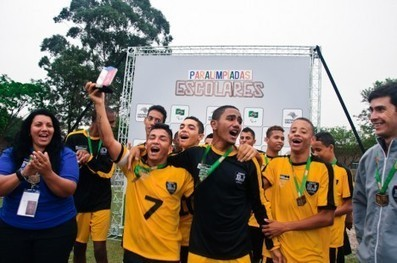 Rio de Janeiro é Campeão das Paralimpíadas Escolares | Formação de atletas | Scoop.it