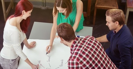 25 Simple Tips to Boost Engagement and Creativity in the Workplace | Creativity Scoops! | Scoop.it