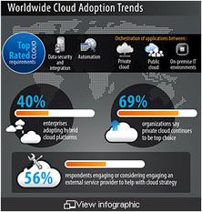 Infosys - Hybrid Cloud Adaptation Survey - IDC | L'Univers du Cloud Computing dans le Monde et Ailleurs | Scoop.it
