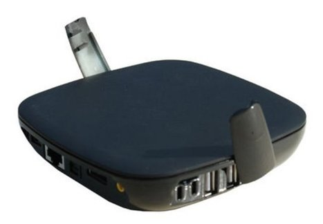 DH108A Android 4.1 Media Player Powered by AllWinner A31 | Embedded Systems News | Scoop.it