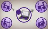 Une utilisation innovante de l'écran tactile du Kindle Touch | la lecture | Scoop.it