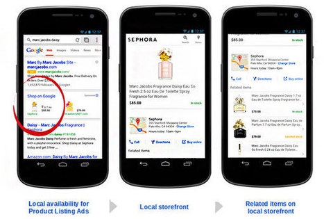 Proximity Marketing: How to Share Local Inventory with Google Search | Comparison Shopping | Scoop.it