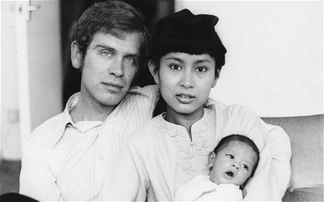 Family support and overcoming tragedy | Aung San Suu Kyi: an international icon of resistance and hope | Scoop.it
