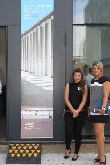 ASHRAE Hellenic Chapter | Energy in Buildings 2013 | Scoop.it