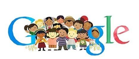 Doodle du jour (Google) : Journée des droits de l'enfant | Méli-mélo de Melodie68 | Scoop.it