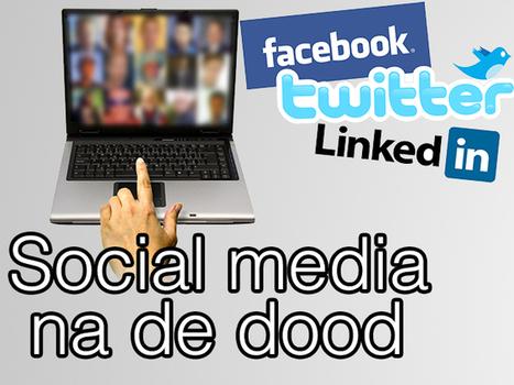 Social media na de dood: een testament voor je digitale leven | BoekTweePuntNul | Scoop.it