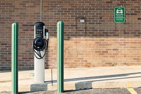 Timesharing For EV Charging Stations [My Ideal City] - PSFK | Smart City Evolutionary Path | Scoop.it