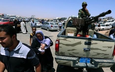 Iraq crisis: al-Qaeda forces seize Mosul and Tikrit - live  - Telegraph | military ethics | Scoop.it