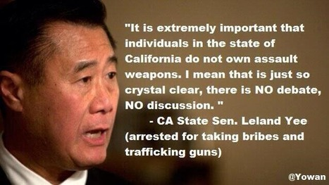 Senator Yee Knew Conspiracy Would Send Money To Islamic Militants And Arms To North Africa   Criminal Justice in America   Scoop.it