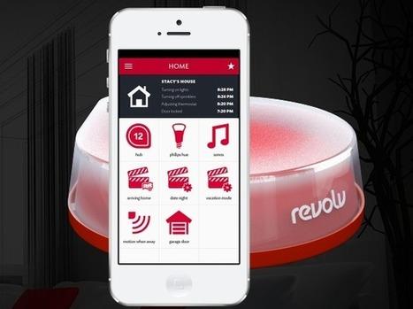 Revolv: pour les contrôler tous - Maison et Domotique | Soho et e-House : Vie numérique familiale | Scoop.it