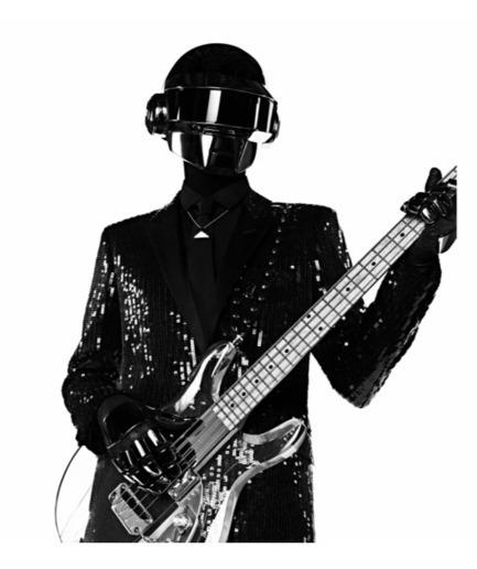 Saint Laurent habille les Daft Punk » L'Officiel de la Couture et de la Mode | Daft Punk France Columbia | Scoop.it