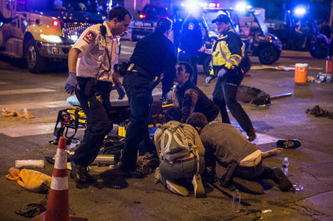 Suspect in SXSW crash identified; cops say was fleeing sobriety checkpoint | fitness, health,news&music | Scoop.it
