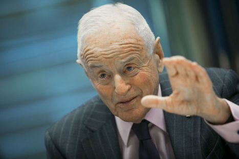 Barrick's Munk Says Einstein Couldn't Predict Gold Prices | Social Mood Watch | Scoop.it