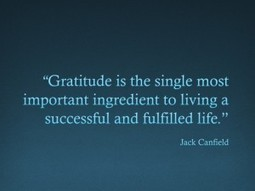 How Gratitude Makes You More Productive :: Tamara Myles Consulting | Lease Office Space | Scoop.it