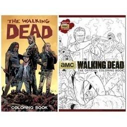 The Walking Dead coloring books | Geek Style Guide | Scoop.it