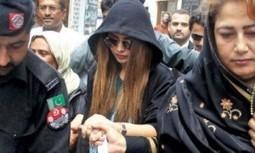 Ayyan Ali finally breaks her silence   News Today   Scoop.it