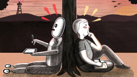 Human Or Machine: Can You Tell Who Wrote These Poems?   102nd Place   Scoop.it