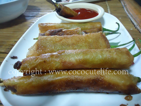 The Dynamite Spring Roll Recipe | Reinvented Pinoy Recipes | Scoop.it