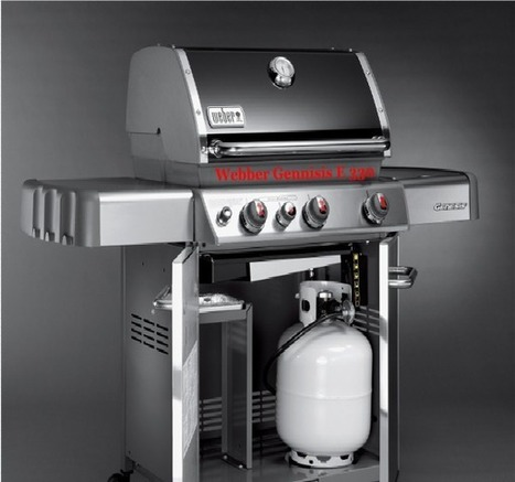 Weber Genesis e-330 Grill Review: Why Should Buy It? | lifestyle deals | Scoop.it