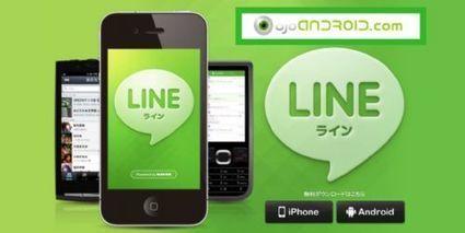 Line para Android se adelanta a WhatsApp con GIF animados y muchas otras mejoras   Ojo Android   Scoop.it