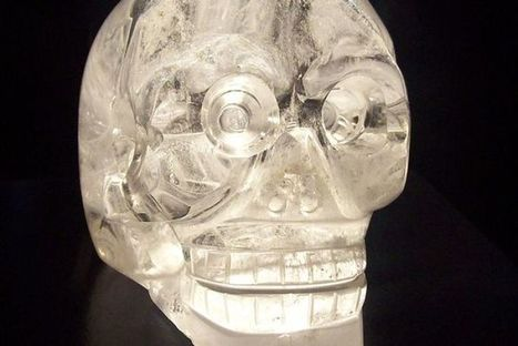 'Real-life' Indiana Jones sues over crystal skull | Archaeology News | Scoop.it