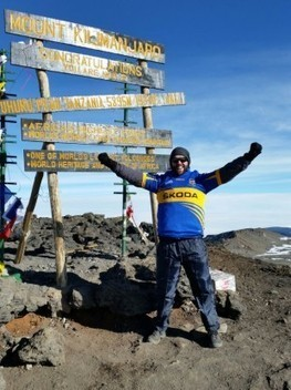 You'll even find Tipperary fans at the top of Mount Kilimanjaro - The Score | Climbing Kilimanjaro | Scoop.it