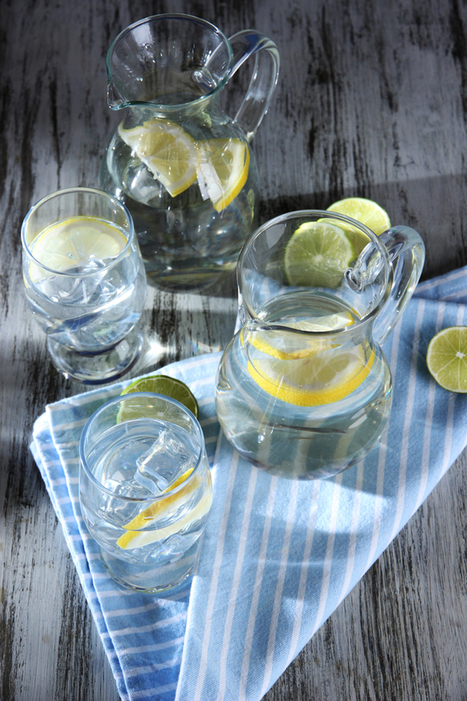 Quick Tips for Drinking More Water | Living Well Connections | Scoop.it