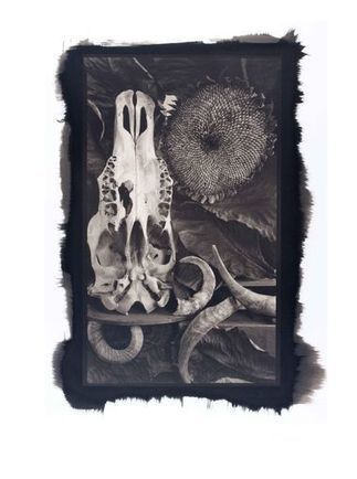 Life and Death in Large Format - The News Journal | Palladium monoprint | Scoop.it