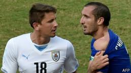 Zagueiro italiano volta atrás diz que punição a Suárez foi 'pesada e alienante' - BBC Brasil - Notícias | Zagueiro que levou mordida vê 'exagero' em punição a Suárez | Scoop.it