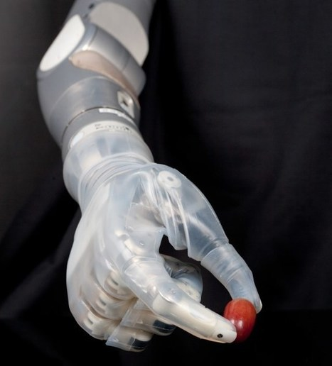 FDA approves the Deka arm, the first commercial mind-controlled prosthetic arm | ExtremeTech | New Tech | Scoop.it