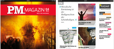 P.M. Magazin: Gratisheft und aktualisierte iPad-App | ifun.de :: Alles ... | Digitales Lernen – mit iPads | Scoop.it