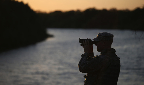 Mexico Condemns Texas' National Guard Border Deployment - CBS Dallas / Fort Worth