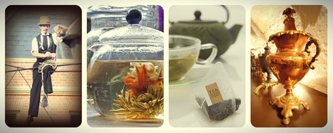 The Tea House Emporium of Bath   Lifestyle Magazine   Scoop.it